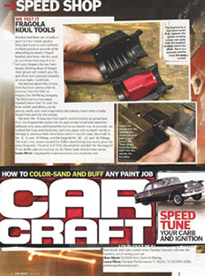 Car Craft cover