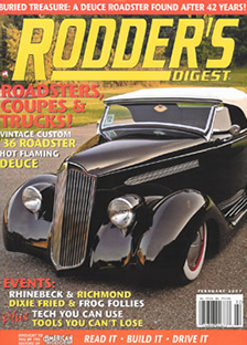 Rodders Digest cover