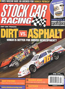 Stock Car Racing cover