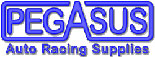 Pegasus Auto Racing Supplies logo
