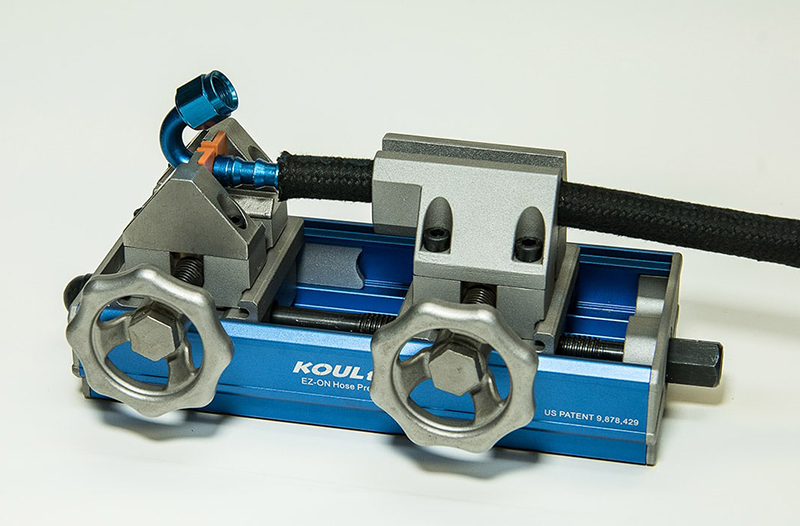 EZ-ON Hose Press Push Lok Hose Tool