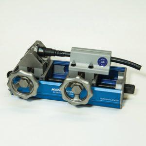 Nylon fuel line installation tool